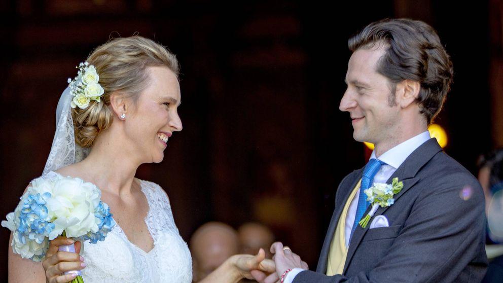 Joaquín Alberto de Prusia y Angelina: la 'otra' boda real del fin de semana