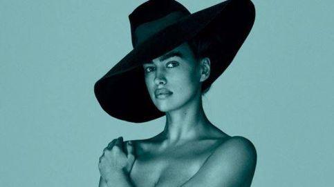 El regreso de Irina Shayk a los desnudos tras convertirse en mamá
