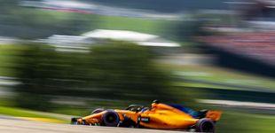 Post de Alonso, con el pie en la tabla para chocar al final contra el mismo muro de siempre