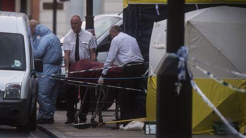 Londres descarta el terrorismo: fue un ataque espontáneo de un enfermo
