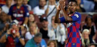Post de Los espasmos que produce Ansu Fati en el Real Madrid (el radar no es infalible)