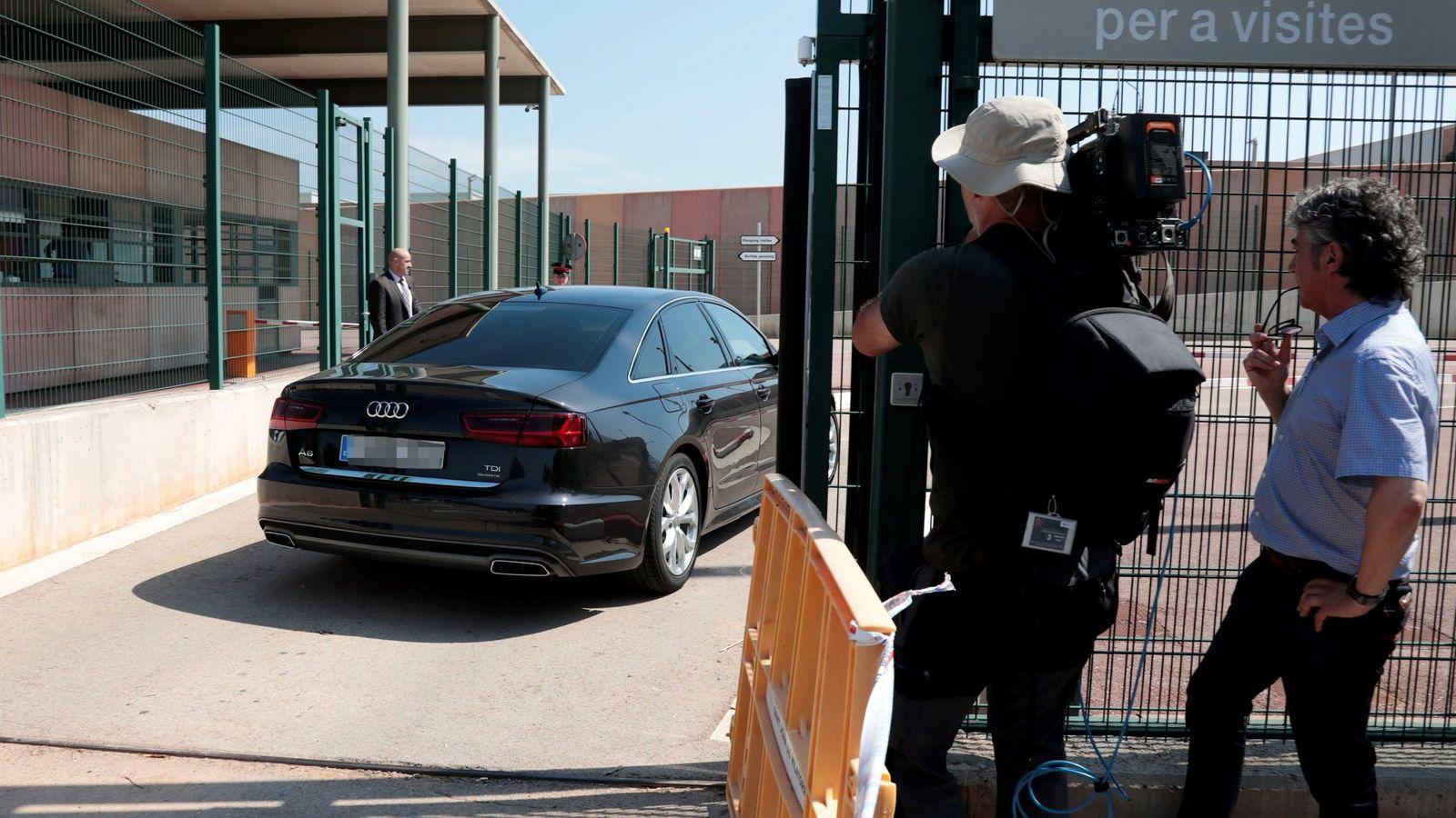 Foto: Centro penitenciario de Llenoders, donde están presos siete políticos independentistas. (EFE)