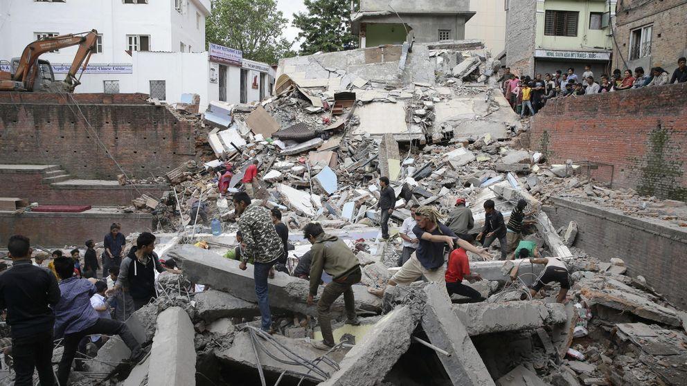 Terremoto Nepal: Los Reyes expresan su solidaridad y Putin ofrece ayuda