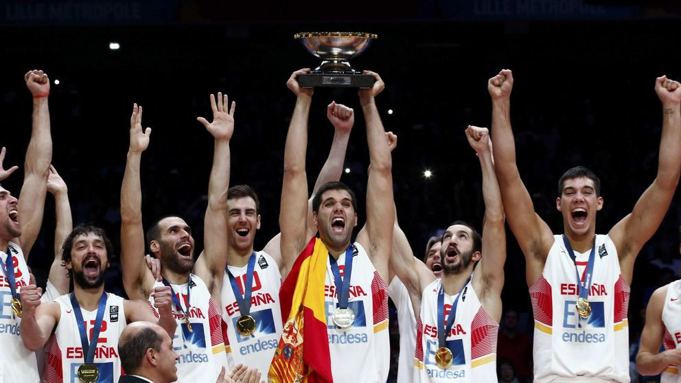 La FIBA excluye a España del Eurobasket de 2017 y le quita el Mundial femenino