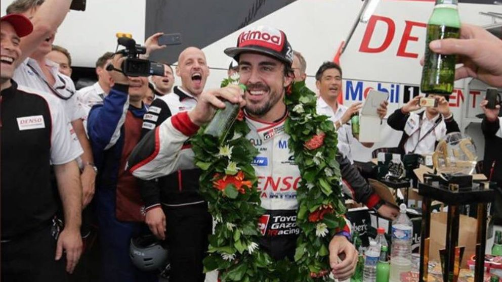 La foto de Fernando Alonso y un cambio de aires para su nueva vida (¿sin WEC?)