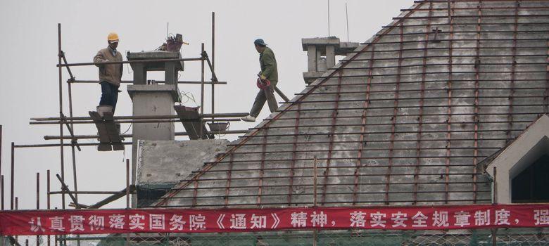 Foto: Wescott: El precio de la vivienda en China supera el de varias de las mayores burbujas