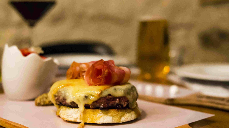 La hamburguesa del chef (Harry Wieding), que también la hay