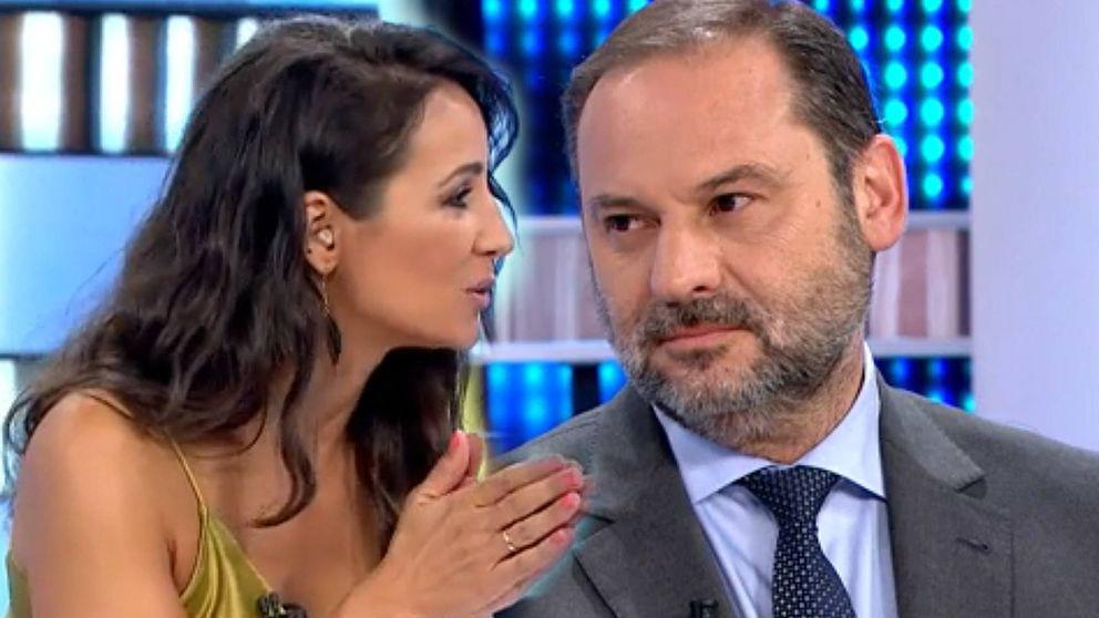 Lorena García ('EP') incomoda a Ábalos por una pregunta sobre Sánchez