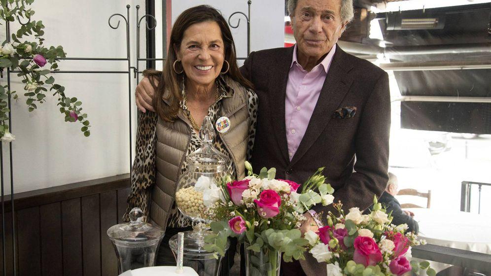 Foto: Arturo Fernández y Carmen Quesada en una imagen de archivo. (Cordon Press)