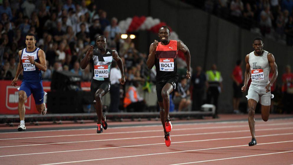 Por qué Bolt nunca ganaría un oro en natación: la física compite en los JJOO
