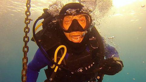El misterioso mensaje que Pablo Motos ha lanzado bajo el agua: Se me entiende?