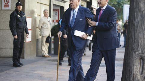 El extesorero del PP Álvaro Lapuerta ingresado por una angina de pecho