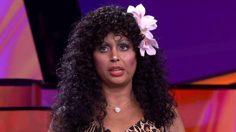 Cristina Ramos, en 'Tu cara me suena'. (Antena 3)