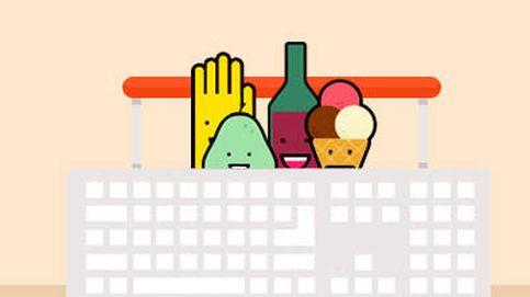 Internet: el nuevo supermercado