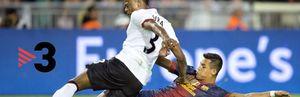 Foto: La doble vara de medir de TV3: tras los derechos del fútbol con un ERE a sus espaldas