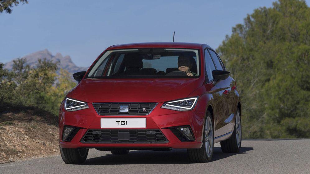 Foto: Seat actualiza su variante de GNC del León con más potencia y más autonomía con gas natural.