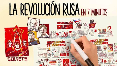 Los madrileños que enseñan historia con dibujos animados a 2M de personas al mes