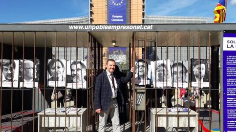 Mark Demesmaeker, 'cartero' de Forcadell: La UE tiene que actuar contra España