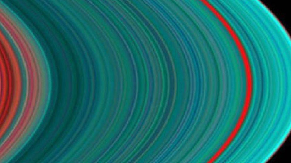 Saturno, 150.000 imágenes más cerca gracias a las sondas Cassini y Huygens