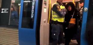 Post de Una mujer negra embarazada, expulsada a la fuerza del metro de Estocolmo