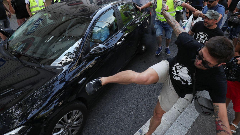 La asociación de VTC pide ayuda a la Policía: Es un ataque al Estado de Derecho