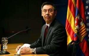 Bartomeu: ¿La sanción? Messi no hubiese podido venir al Barcelona con estas normas