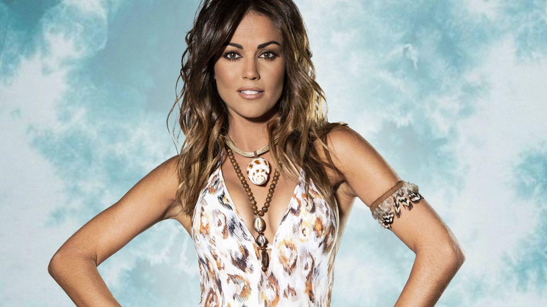 Lara Álvarez, presentadora de 'Supervivientes 2019'. (Mediaset España)