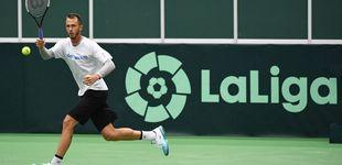 Post de Piqué consigue que LaLiga también patrocine la Copa Davis