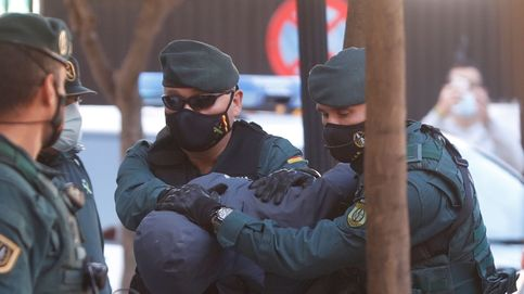 El Melillero y sus cómplices, ante el juez por el ataque con ácido en Cártama (Málaga)