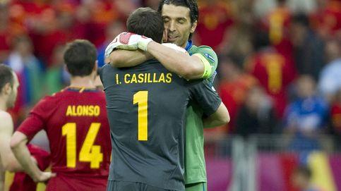 Buffon, el espejo en el que debe mirarse Casillas, aunque tendría que ser al revés