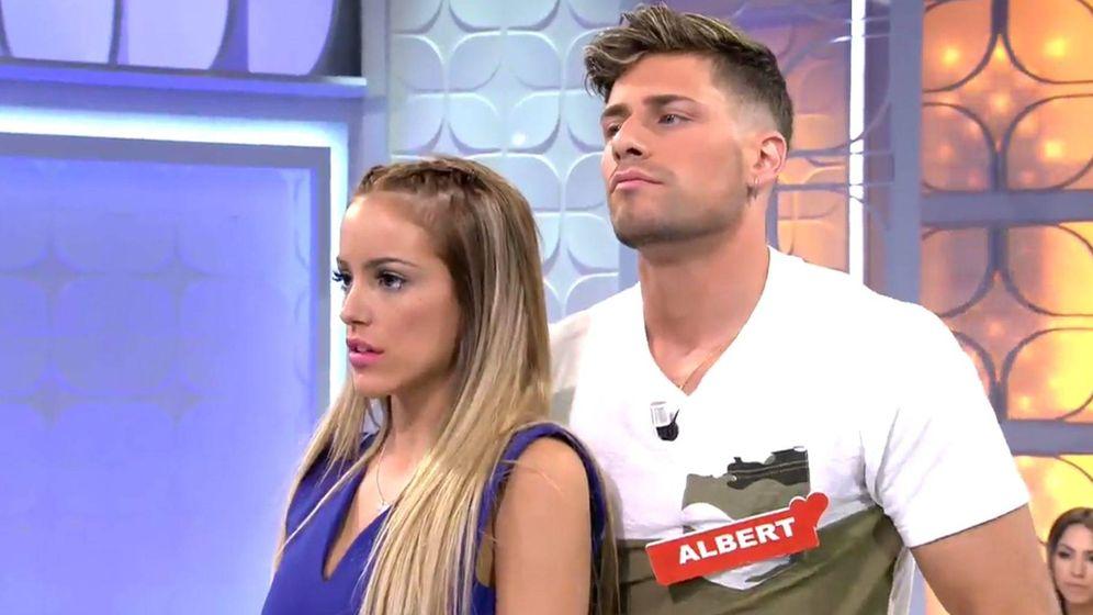 Foto: Marta y Albert en 'MYHYV'.