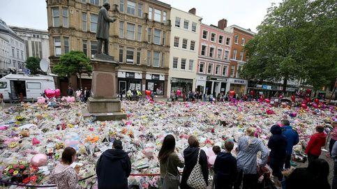 Recuerdo a las víctimas de Mánchester