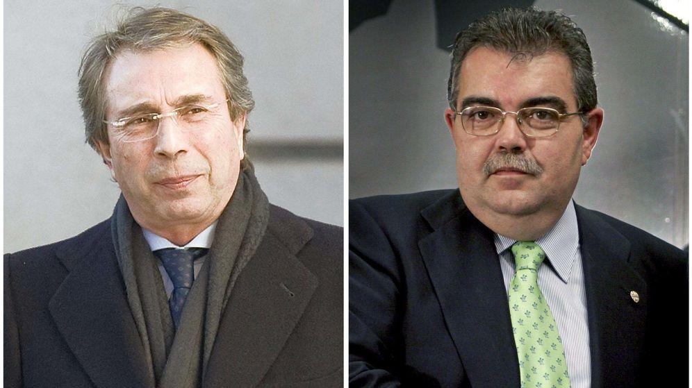 Foto: Fotografías de archivo de Vicente Soriano (i) y Juan Soler. (EFE)