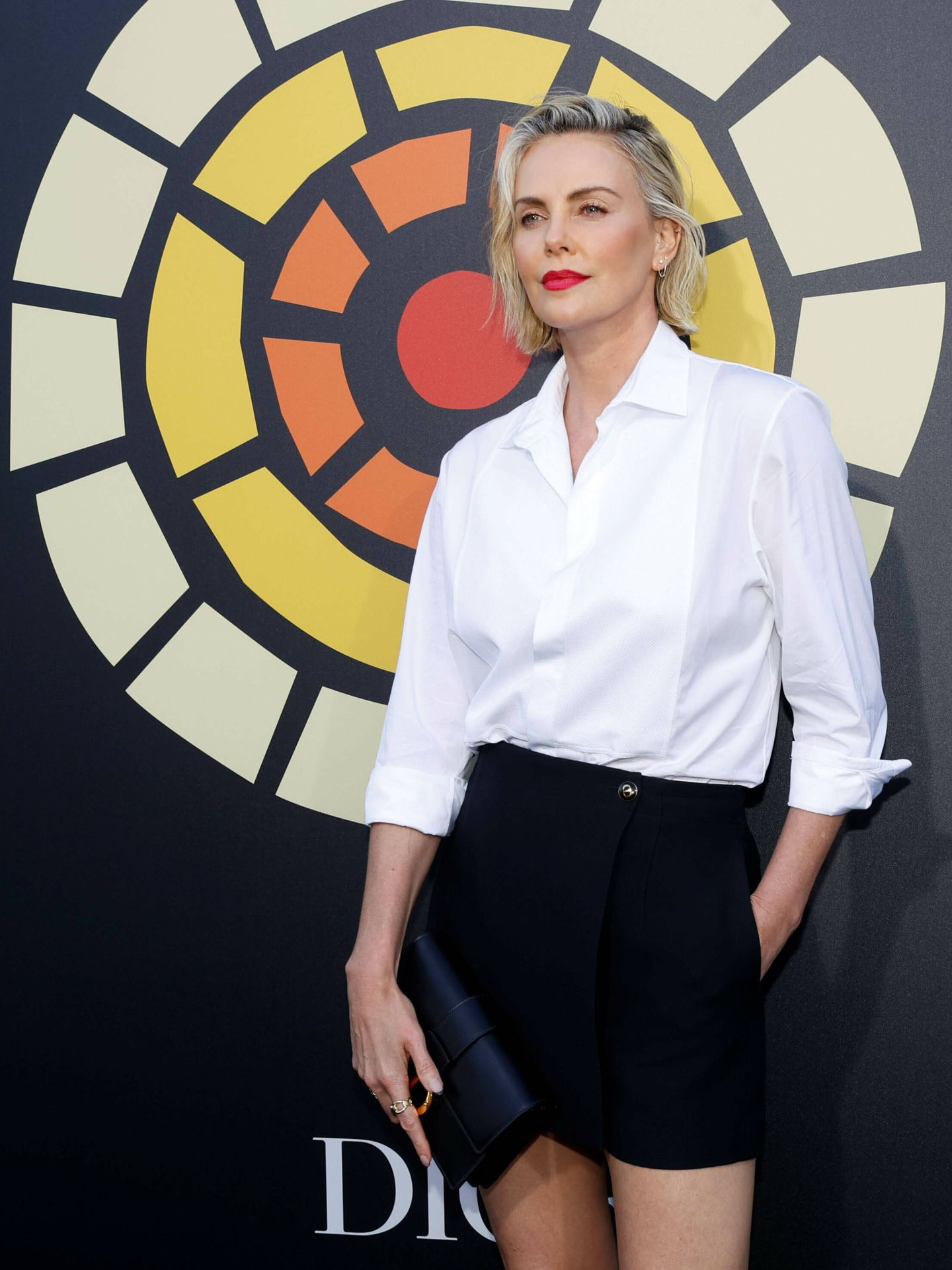Charlize Theron. (Reuters)