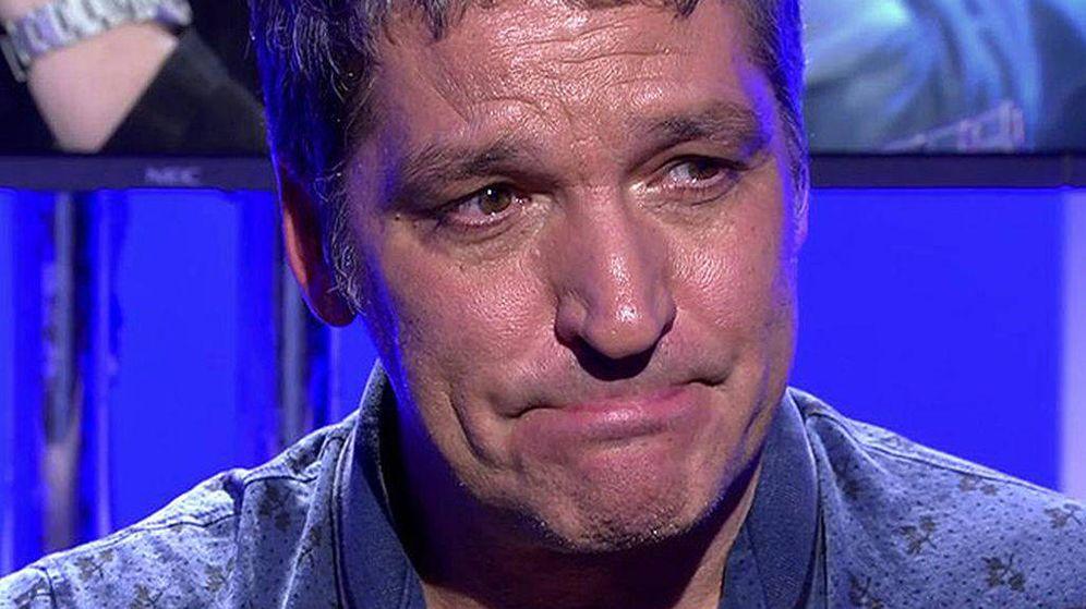 Foto: Gustavo González en 'Sálvame'.