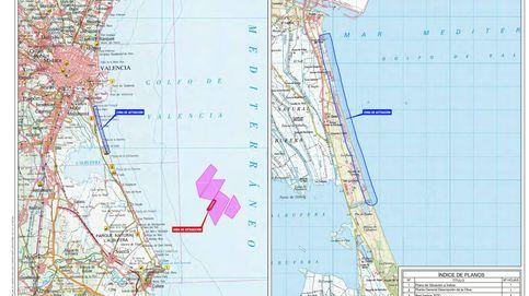 Atasco de Costas en el plan para salvar las playas al sur del puerto de Valencia