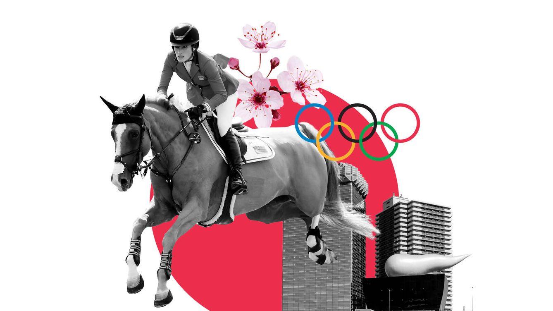 Jessica Springsteen, la amazona estrella de los Juegos Olímpicos