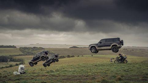Por qué el Land Rover Defender es el nuevo coche de trabajo del agente 007