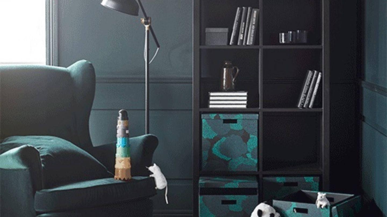 Con Ikea tu salón será apto para niños y adultos. (Cortesía)