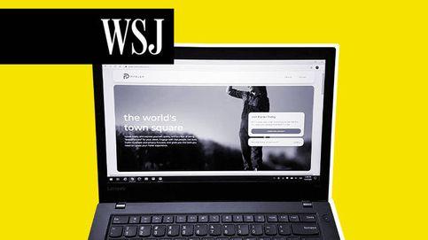 El largo y caro camino de Parler para volver a internet