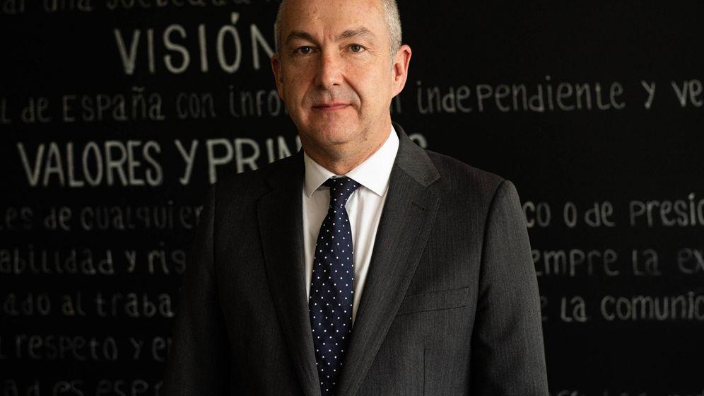 Foto: Ángel Olea, director de inversiones de Abante. (C.Castellón)