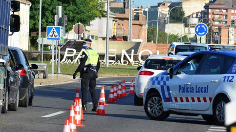 Tres detenidos en Palencia por llevar cinco fardos de hachís... que eran de plastilina
