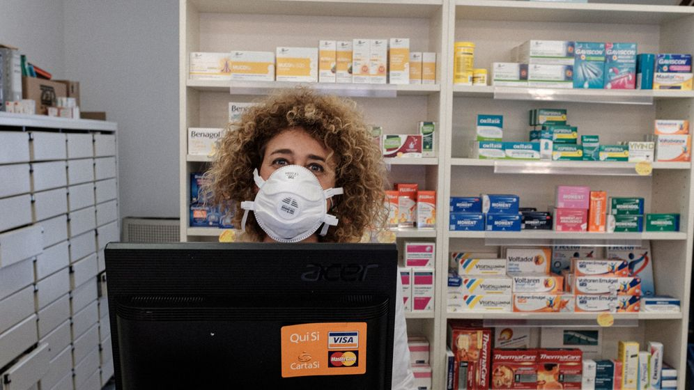 Foto: Farmacia en Italia (Reuters)