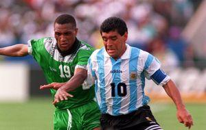 El destino y el 20º aniversario de la 'muerte' futbolística de Maradona