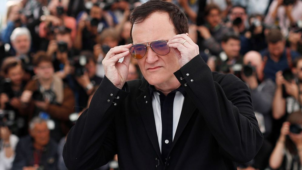 Foto: Quentin Tarantino en el 'photocall' de este miércoles en el Festival de Cannes. (EFE)