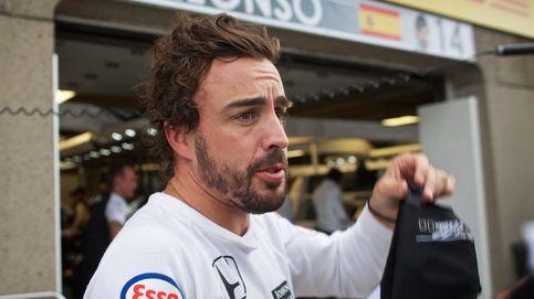 Fernando Alonso: Las diez carreras que quedan son test