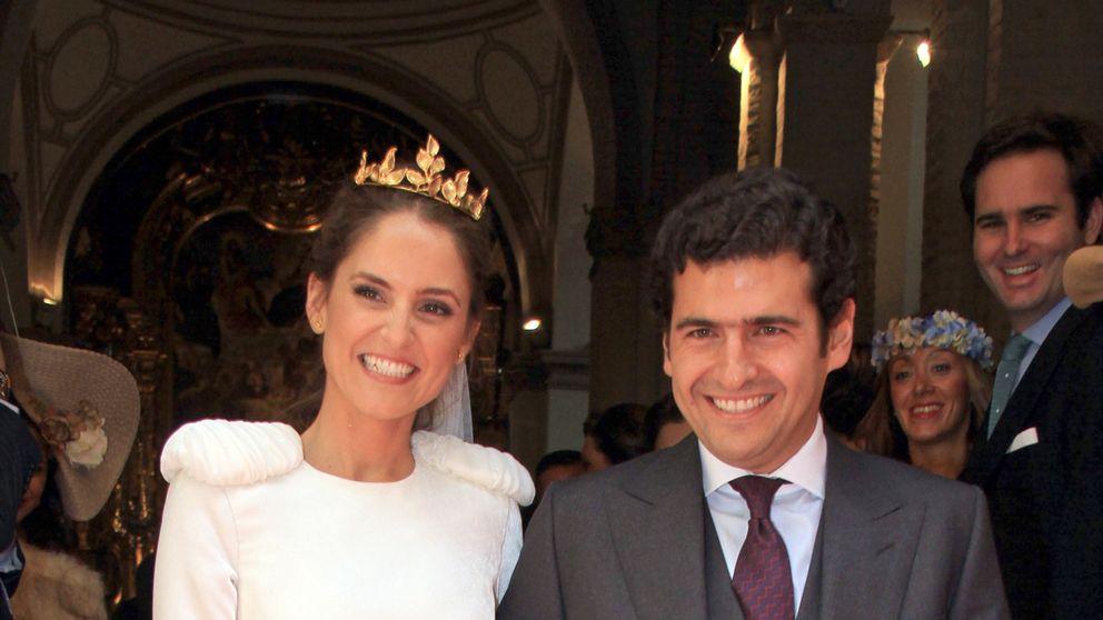 Rajoy, protagonista de la boda del hijo de Zoido, alcalde de Sevilla