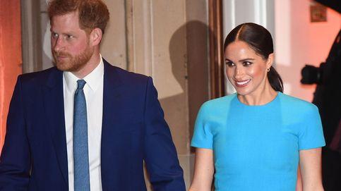 Meghan Markle y el príncipe Harry, por fin juntos (y por los pelos) en Canadá