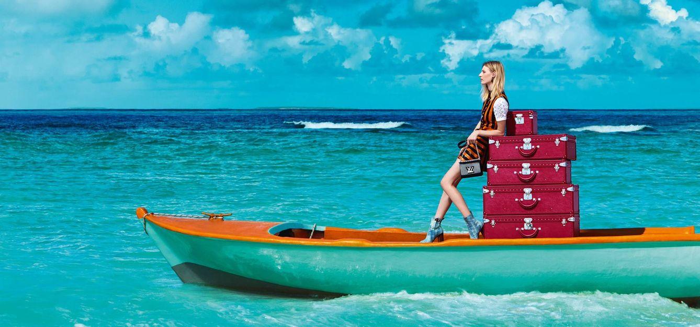 Foto: ¿Se puede ahorrar en vacaciones? Sí, es posible y te contamos cómo (Foto: Louis Vuitton)