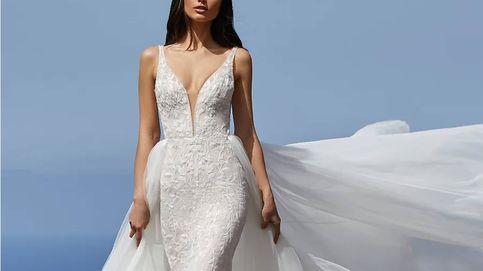 Vestido de novia desmontable: la tendencia que arrasa